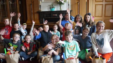 Local Charity Runs Horsted Keynes Trail
