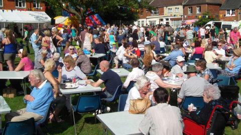 Community Fayre Celebrates 40 Years!