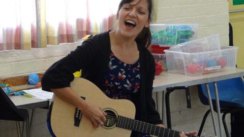 Pre-School Jingle Bugs - A Surrey Success Story