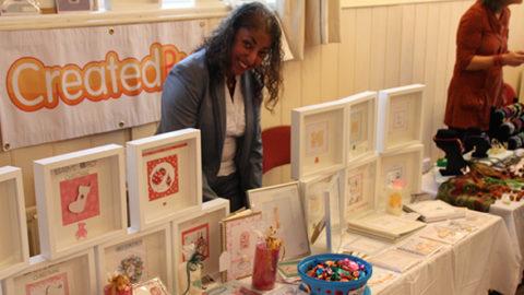 Get Christmas Shopping Underway At Cuckfield Christmas Craft & Gift Fair