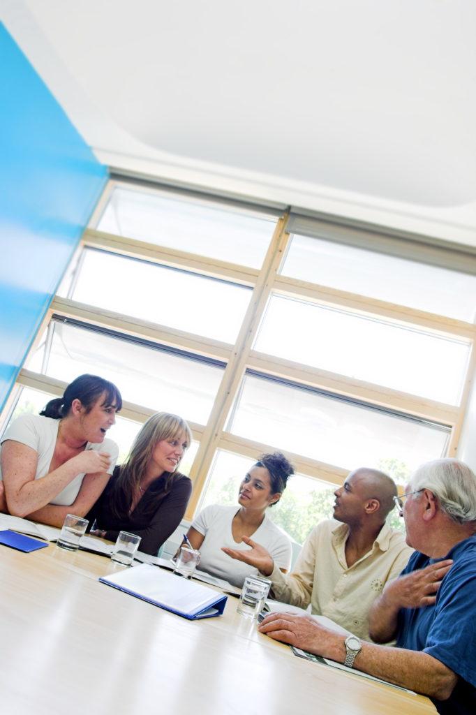 RSPCA trustees meeting