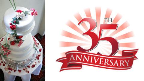 Celebrating 35 Years Of Sweet Success