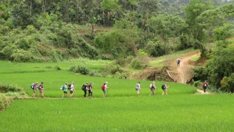 Crawley Trekkers Take On Vietnam Challenge