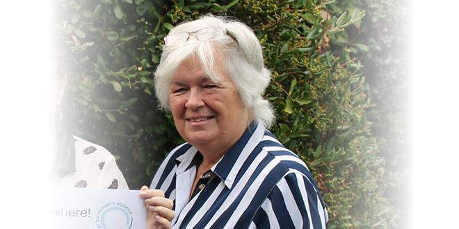 Community Hero Sandra Corcoran