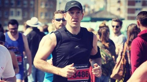 Making His Mark: 12 Marathons In 12 Months