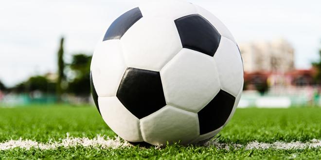 Horley Infants Football Match