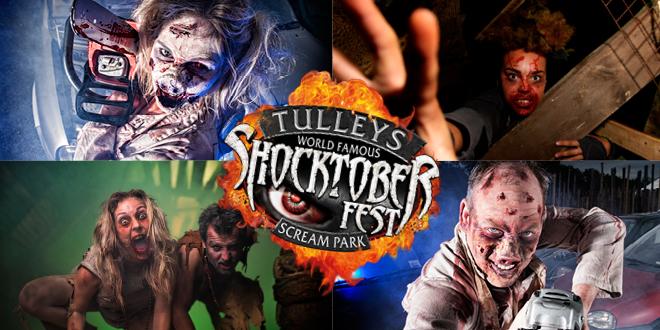 Tulleys Shocktober Fest