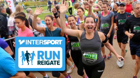 Intersport Run Reigate Hosts The 2017 Emergency Services Challenge