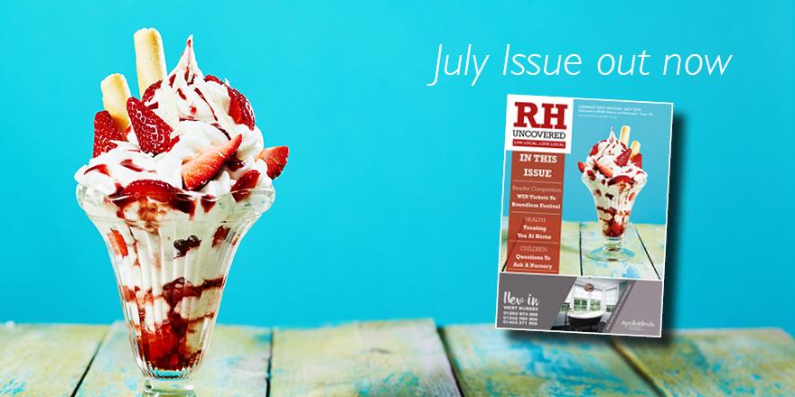 RH Uncovered Haywards Heath Edition – July 2018