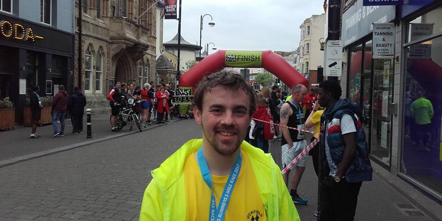 Marathon Man Michael