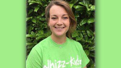 Former Head Girl Kate Returns To Dunottar