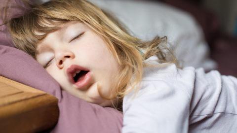Setting Good Sleeping Habits In Children