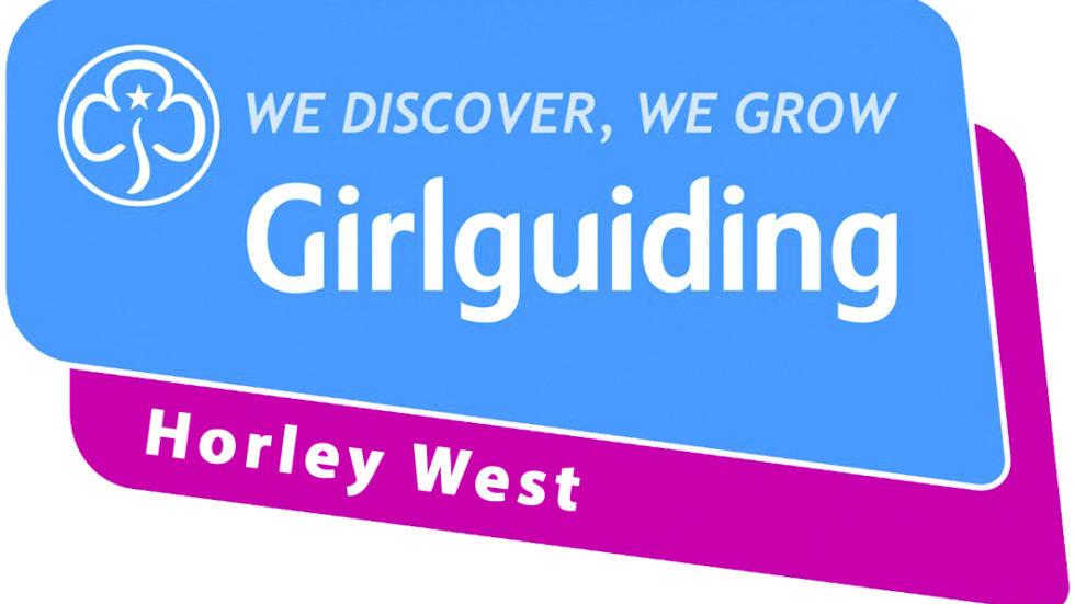 Can You Help Horley West Girlguiding?