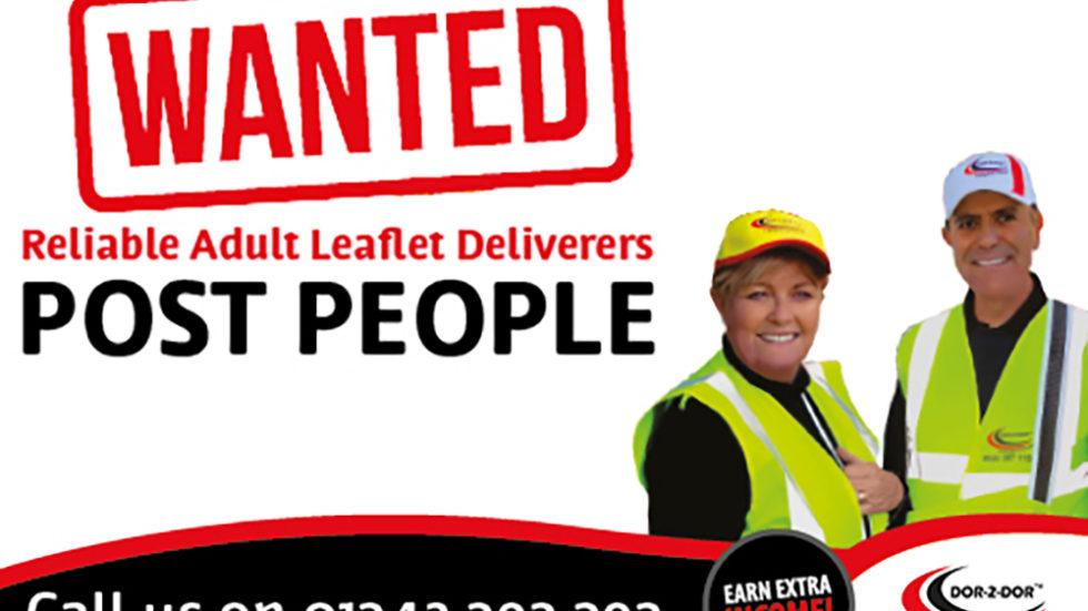 Post People – Leaflet Distribution