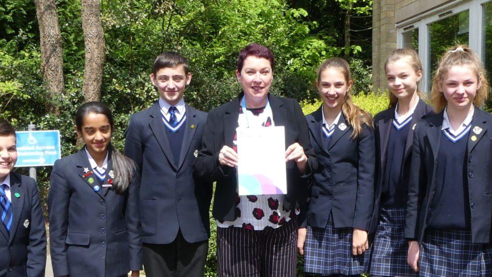 Reigate School Scoops Prestigious International Language Award