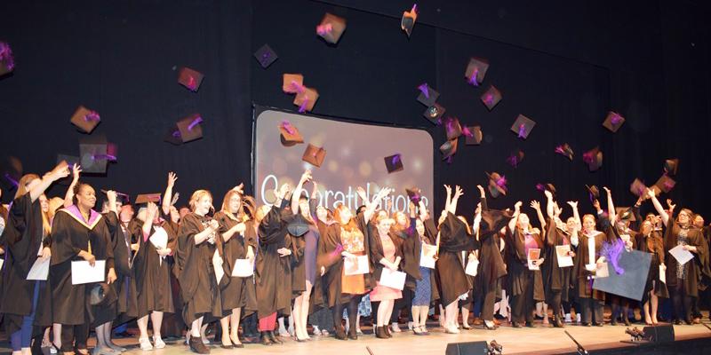 Sussex Graduation Ceremony Celebrates Apprentices' Success