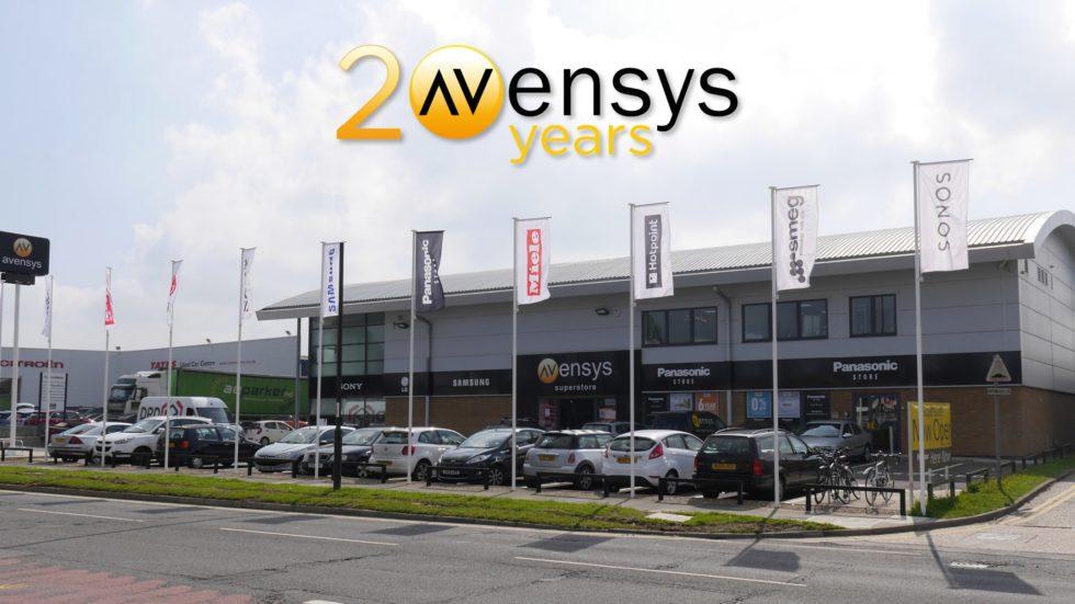 Celebrating 20 Years Of Avensys