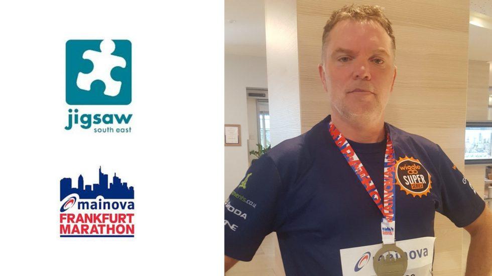 Frankfurt Fundraiser Runs For Jigsaw (South East)