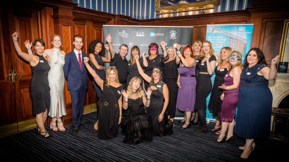 Six Figure Sum Raised At Charity Rockinghorse Ball