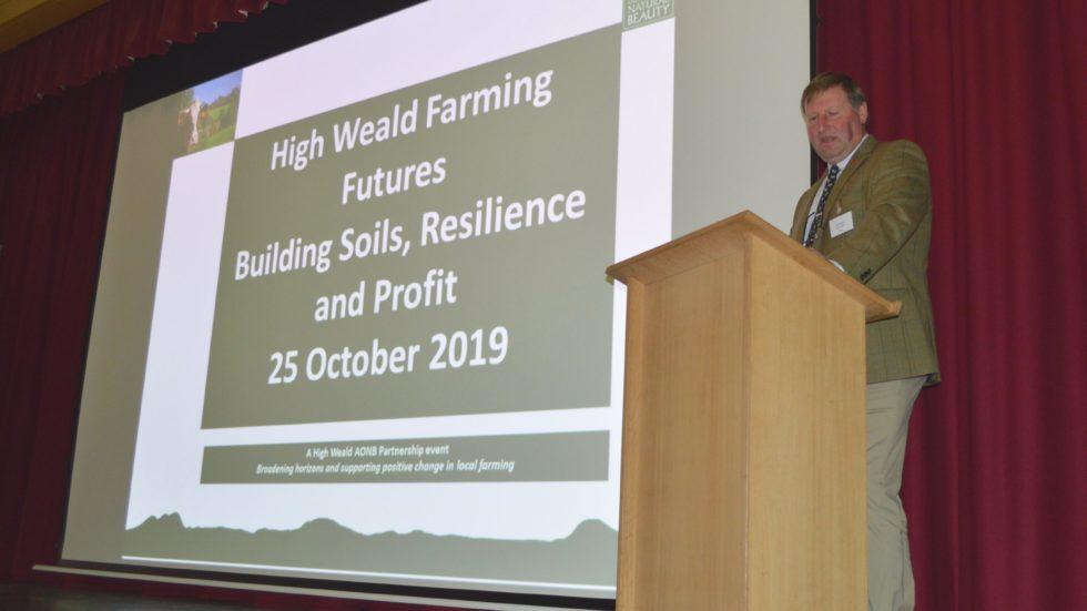 Success For High Weald Farming Futures Event