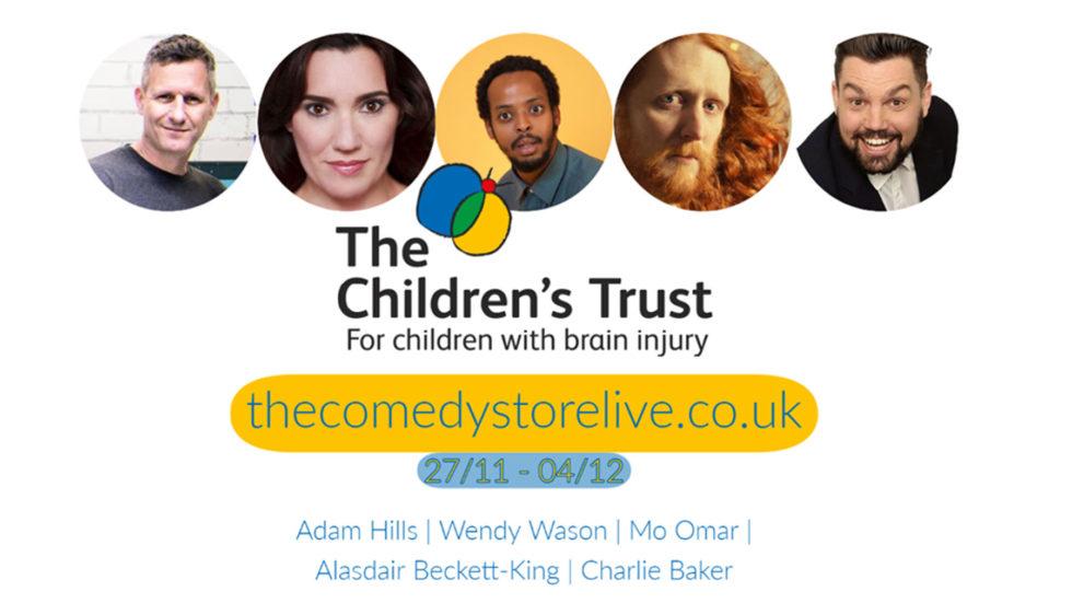 The Children's Trust Chortle Online