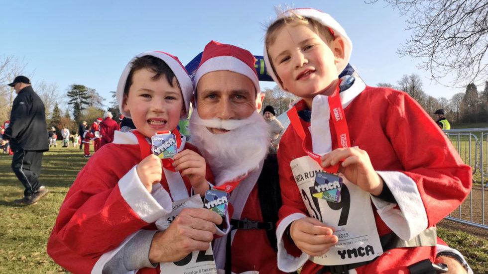 Calling All Santas – The YMCA Santa Run Is Going Virtual!