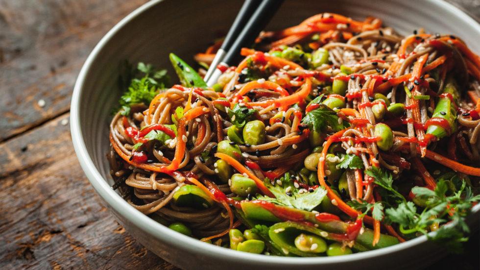 Chilli Vegtable Noodles