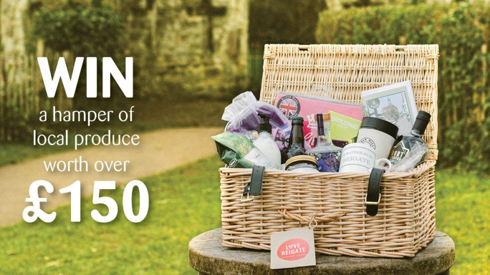 WIN A Hamper Of Local Produce Worth Over £150