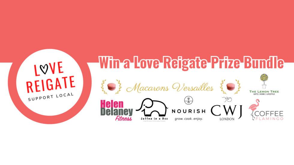 Win A Love Reigate Prize Bundle