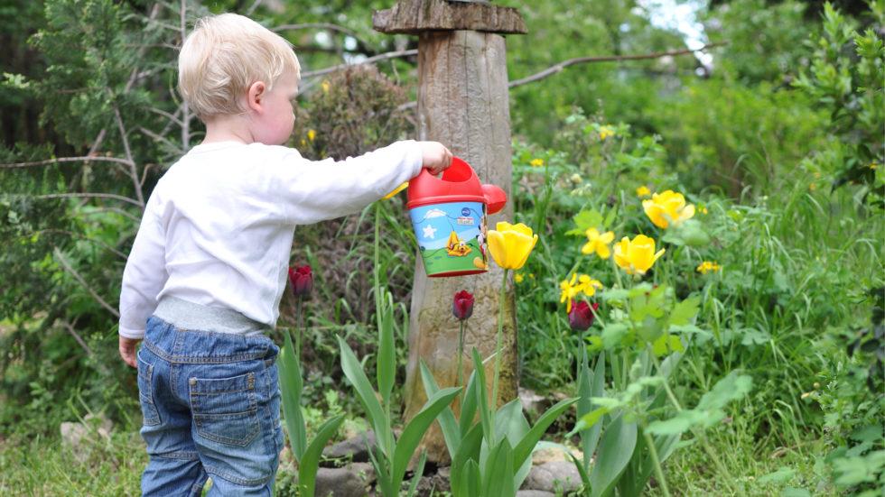 Child-friendly Gardens